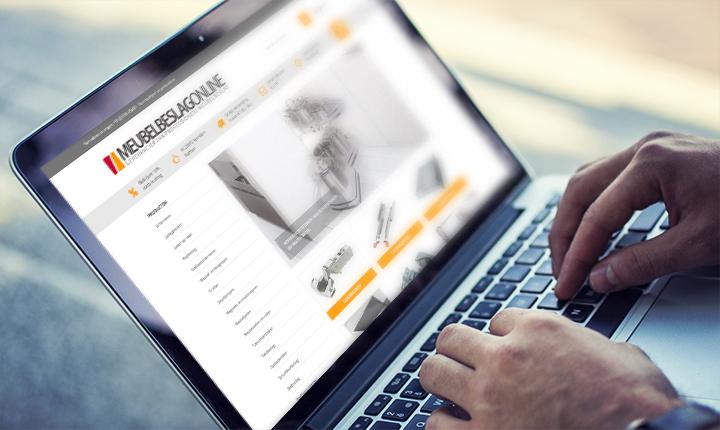 Webdevelopment met CMS systeem YourMonitor voor meubelbeslagonline.nl