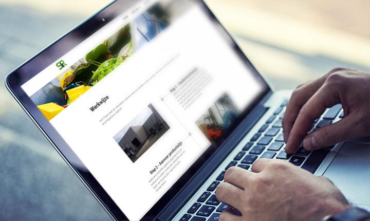 Webdevelopment met vernieuwd CMS voor SKR Tholen