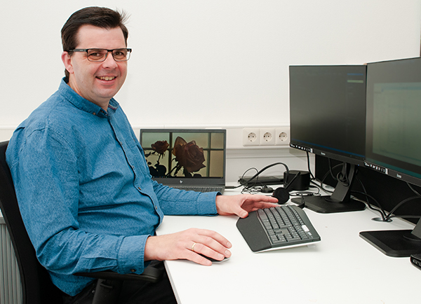 Software Engineer Adryan van den Berge