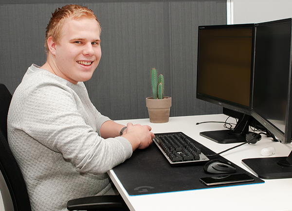 Webdeveloper Paul