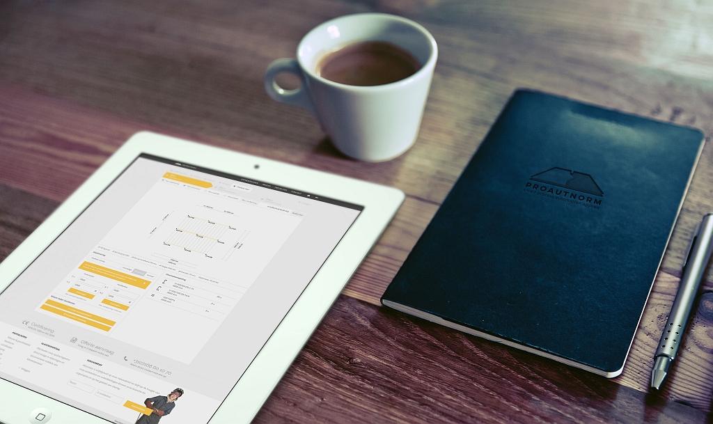 Een product visualisatie online | ProAutNorm