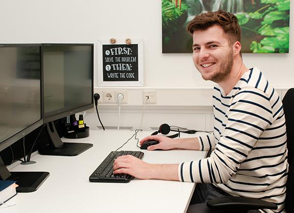 Software Engineer Justin