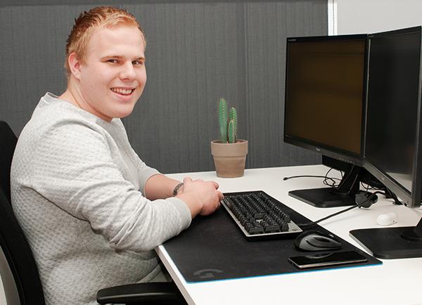 Webdeveloper Paul
