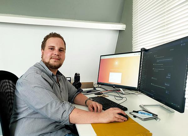 Thomas werkt bij ProAutNorm